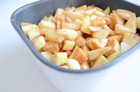 Apple mixture